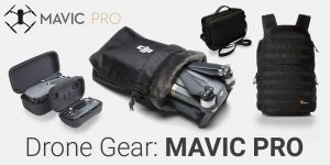 Best Backpacks and Cases Mavic Pro