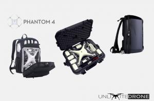 DJI Phantom 4 Pro Best Bags Cases Backpack