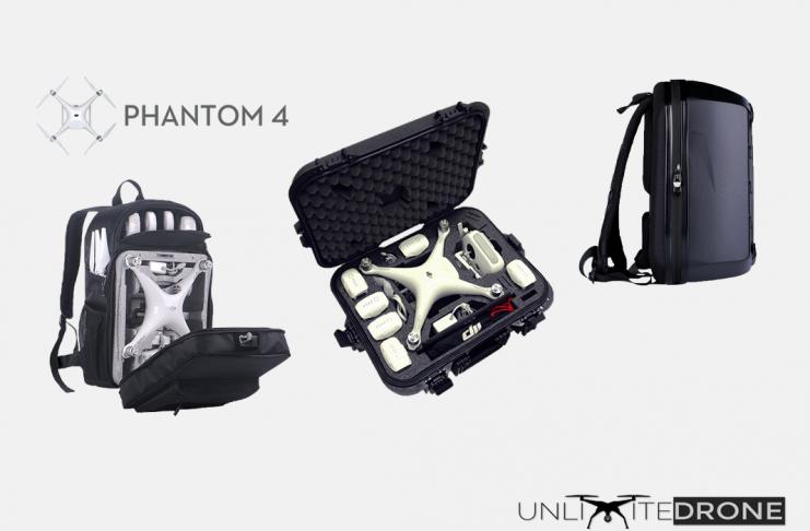 DJI Phantom 4 Pro Advanced Bags Cases Backpack