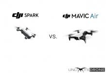 spark vs mavic air dji comparison