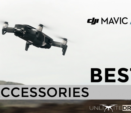 best accessories for the dji mavic air