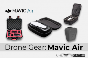 best drone gear for mavic air best backpacks and cases