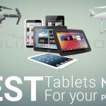 Best Tablet for Phantom Mavic