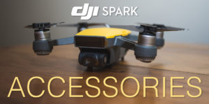 dji spark best accessories