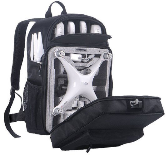 Most Recommended Phantom 4 Pro Backpacks