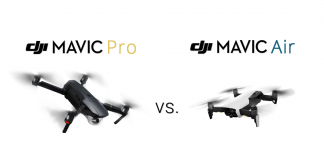 mavic pro vs mavic air dji comparison