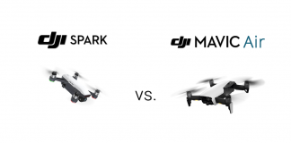 spark vs mavic air dji comparison