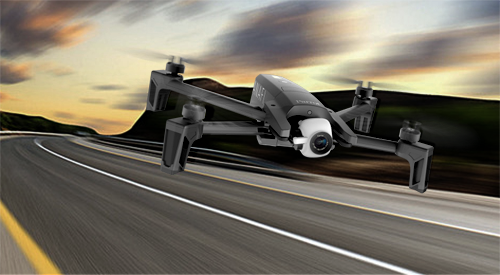 anafi parrot new drone