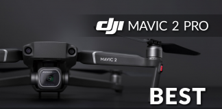 best camera settings for dji mavic 2 pro