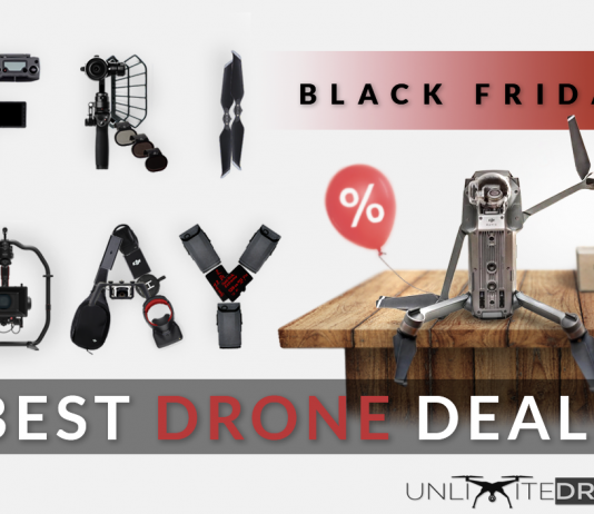 Black Friday 2018 best drone deals