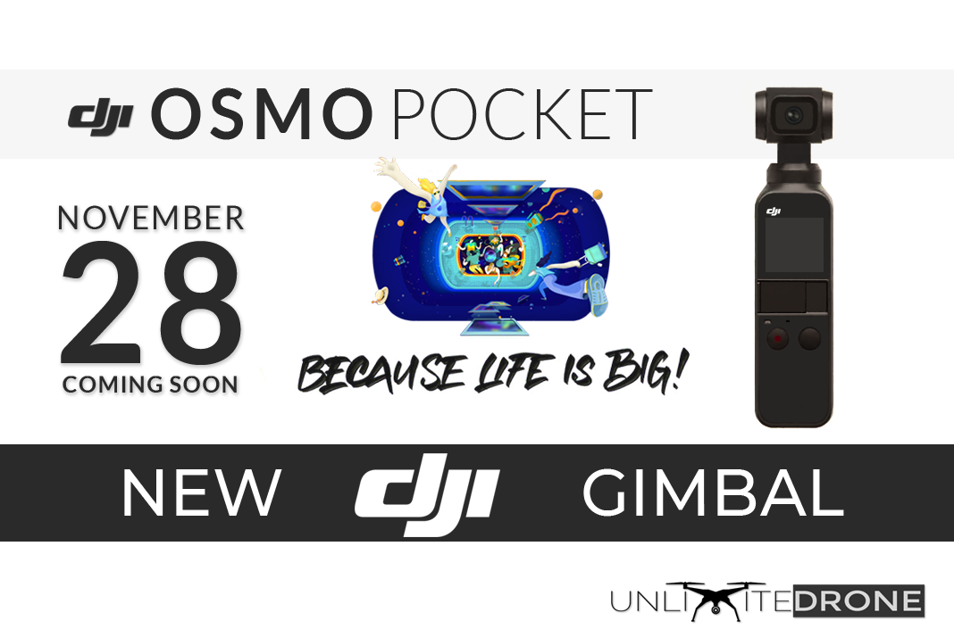Osmo Pocket november 28