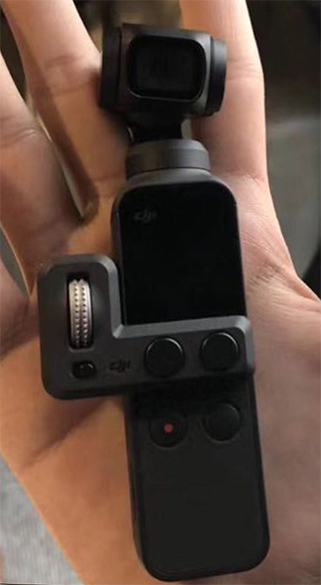 DJI OSMO Pocket November 28