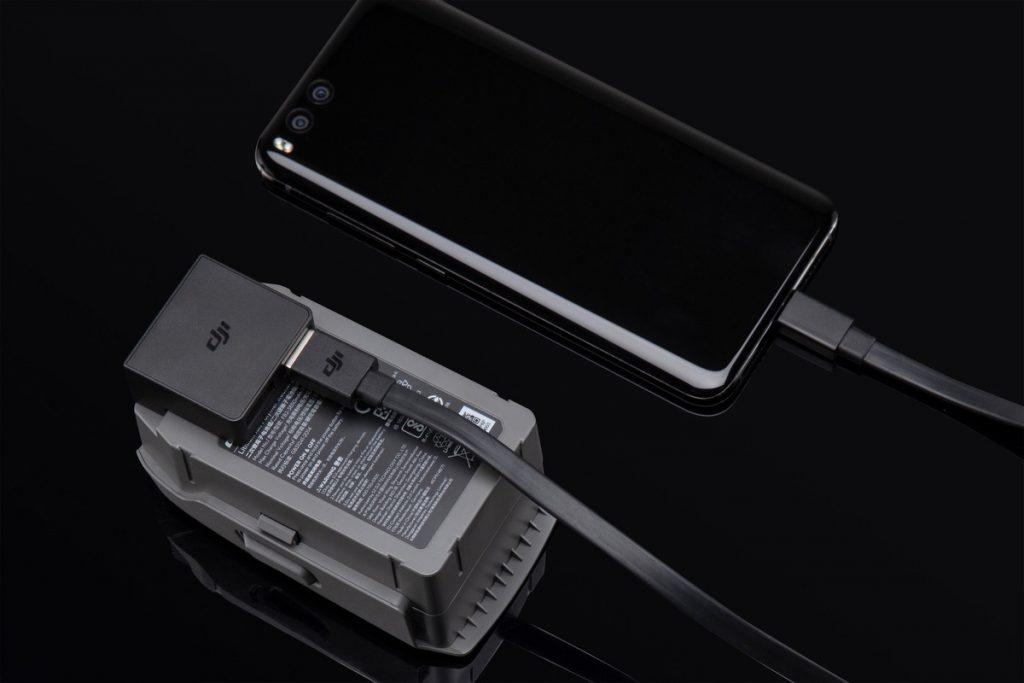 Battery Powerbank Adapter