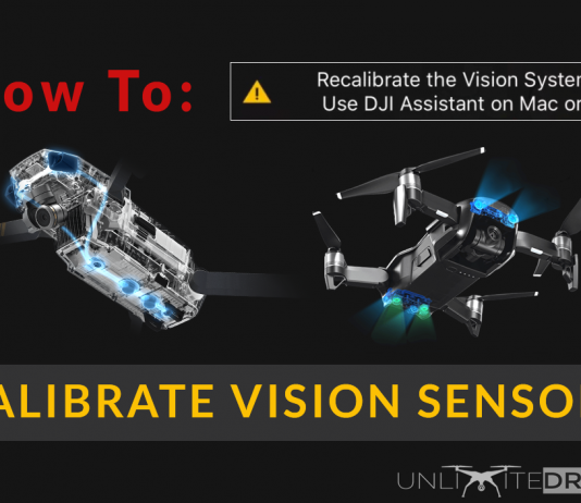 how to calibrate vision sensors
