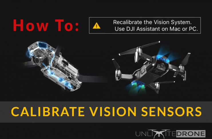 how to calibrate vision sensors