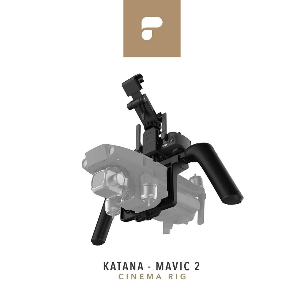 Mavic 2 Katana PolarPro Cinema Rig