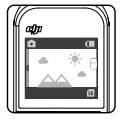 Handbuch Osmo Pocket Touch Screen