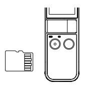 SD Karte Osmo Pocket DJI